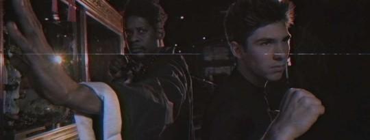 Quinn en GK screenshot Monta geschoten door FROMTHEZOOFILM