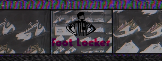 Foot locker x Rimon x ADEBEATS